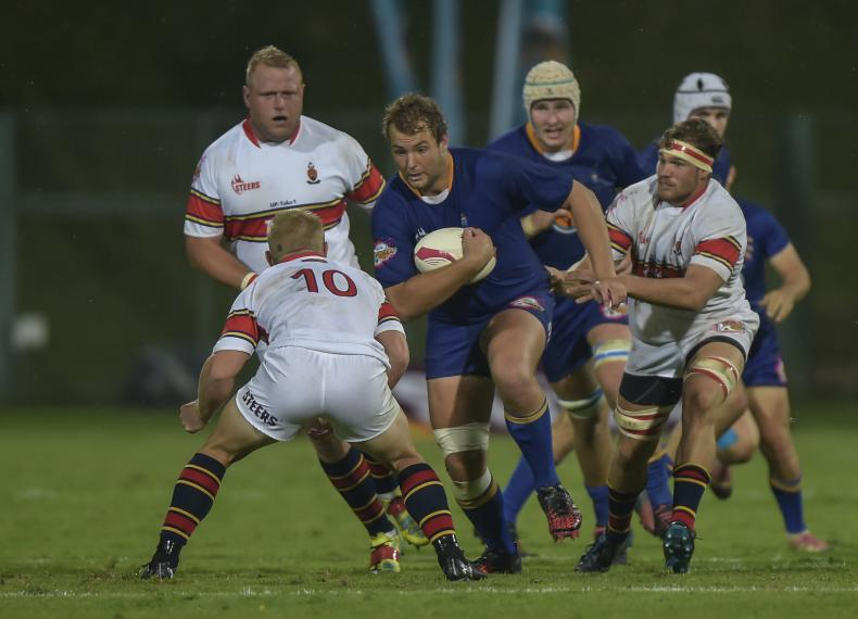 FNB Wits tighthead prop Keagan Glade was used as an impact player throughout the 2019 World Rugby U20 Championship