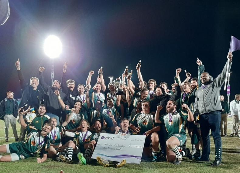 FNB Caput are the new NWU res rugby champions
