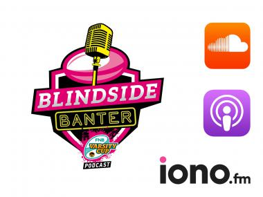 Blindside Banter – the Varsity Cup podcast